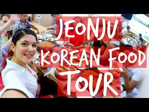 Korean Travel: Jeonju Food Tour