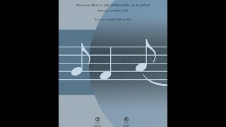 Candle on the Water (SATB Choir) - Arranged by Mac Huff