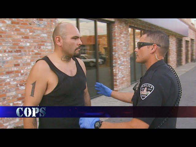 If It's Not Yours It's His, Boise Police Department, COPS TV SHOW