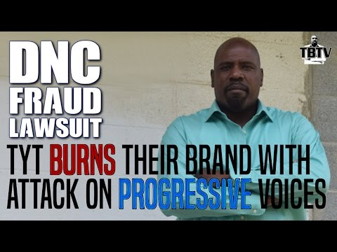 DNC FRAUD LAWSUIT IS HUGE  and TYT Burned Their Brand Discounting It