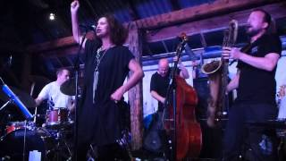 Neneh Cherry & The Thing - Cashback (Live at Konfrontationen 2012)