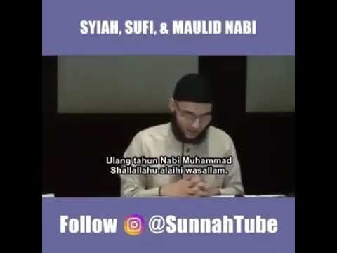 Syiah, Sufi dan Maulid Nabi [Video]