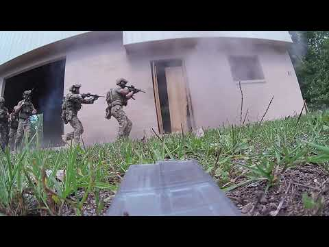 5th Special Forces Group (Airborne) Trailer
