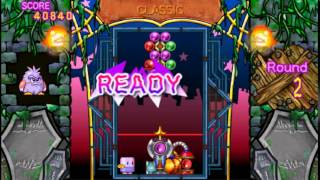 (PSP) Bust-a-Move Ghost (ULES-00233) GamePlay PSXPLANET.RU