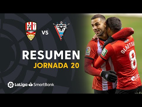 Logrones Mirandes Goals And Highlights
