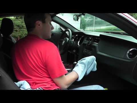 How To Detail Your Car Like A Professional - Part 9 - Detailing Your Interior
