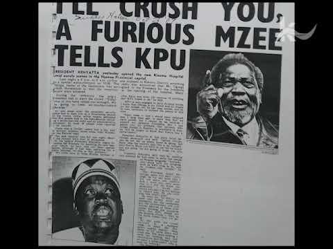 Jomo Kenyatta speech in kisumu