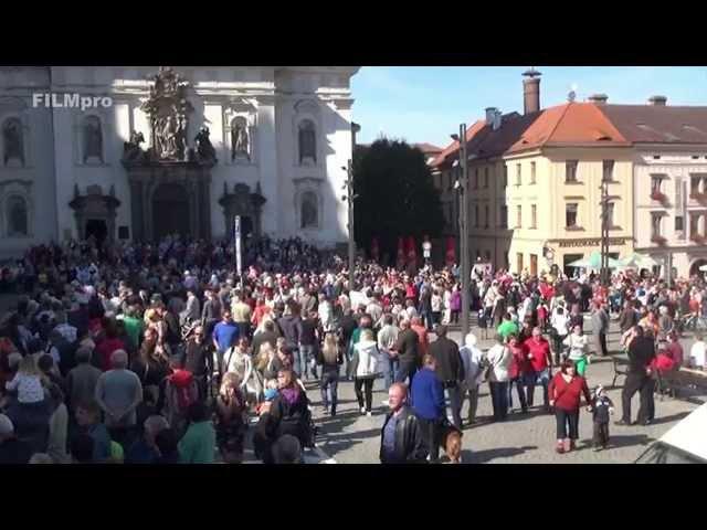 Den české státnosti - 28. září