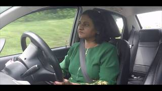 Female Uber Driver in Malaysia