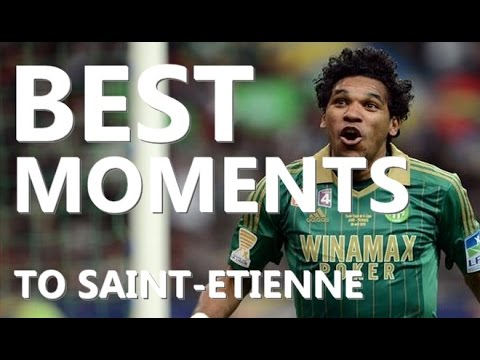 Top 10 des Plus Beaux Moments de Brandão à l'AS Saint-Etienn