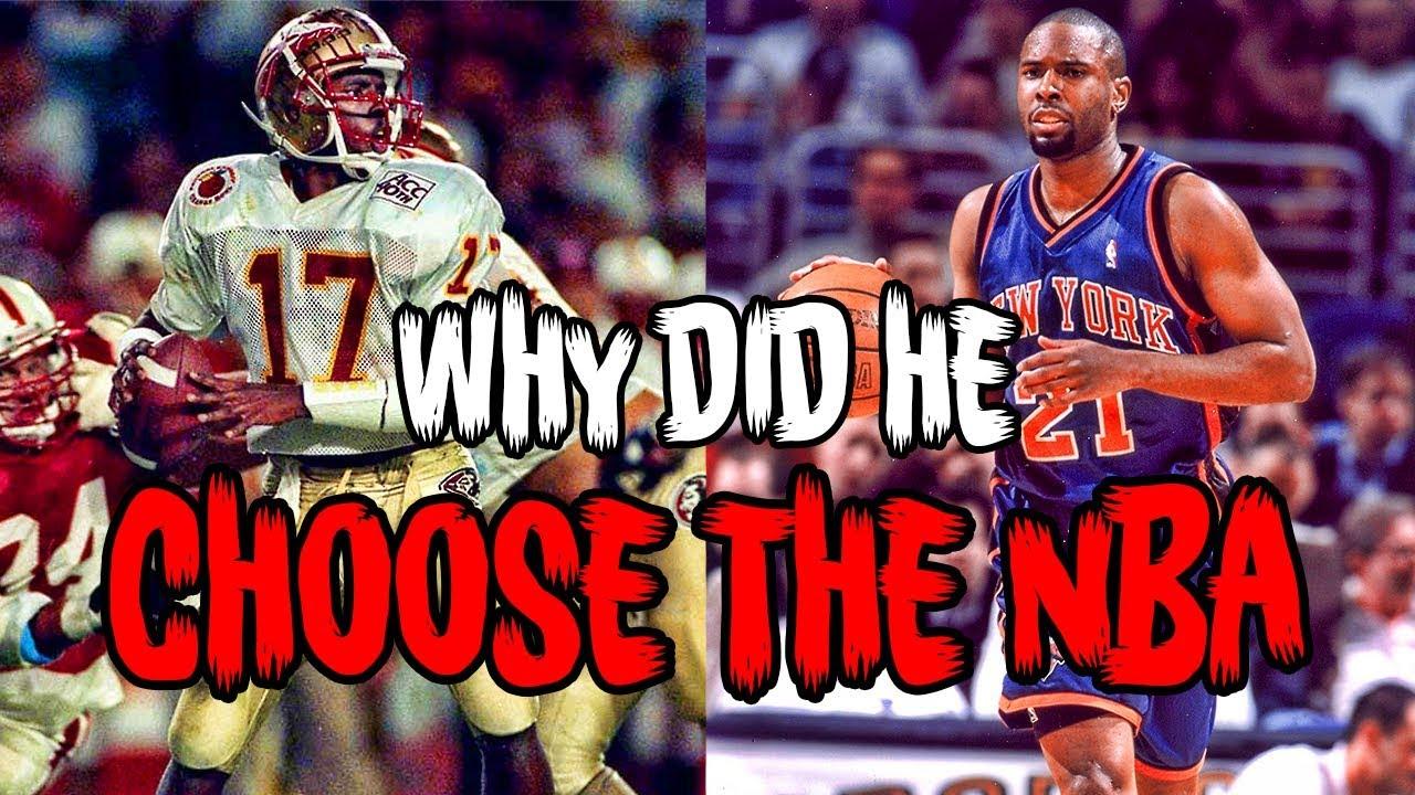 the-heisman-winner-who-chose-the-nba
