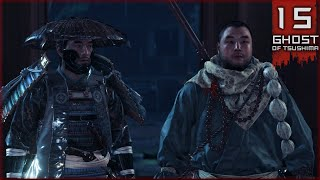 THE WARRIOR MONK - A NORIO TALE! LAST STAND! | Ghost of Tsushima Walkthrough Gameplay (PS4 Pro) #15