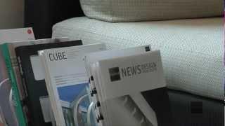 Zeitschriftenhalter. Collator - Radius Design