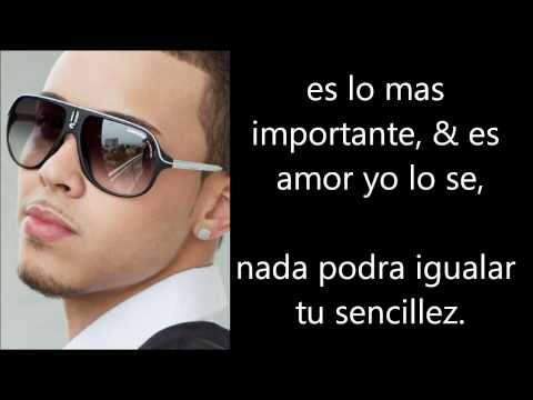 Prince Royce - Las Cosas Pequeñas Letra Lyrics
