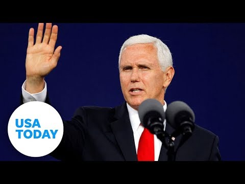 Vice President Mike Pence speaks at Liberty University commencement | USA TODAY