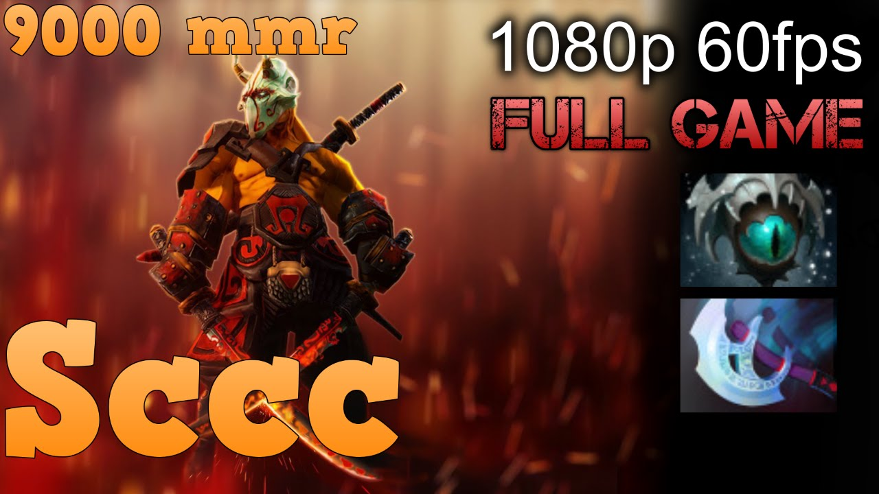 sccc juggernaut 1 how to play juggernaut dota 2 full game
