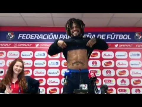 צפו: השחקן הכבד במונדיאל עונה למבקרים
