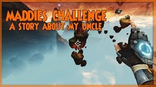 Maddies Challenge Finished - A Story About My Uncle