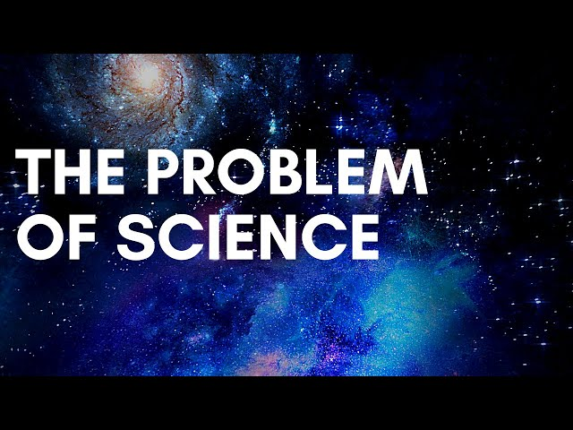The problem of Science with Jim Wood
