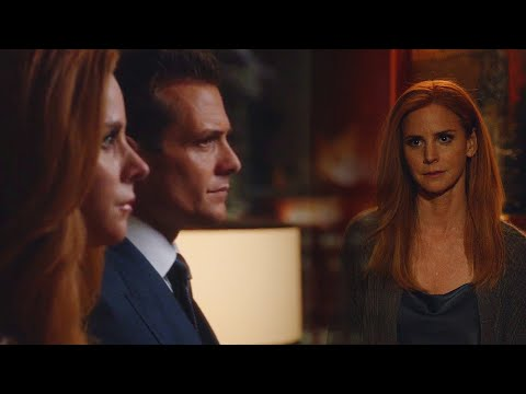 Harvey & Donna || Us Against The World (for Paulina)