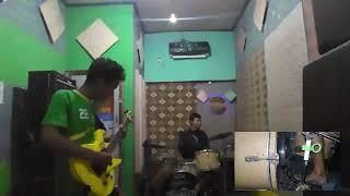 melodi meraih mimpi COVER BY TEGUH MUSIC STUDIO feat peter K