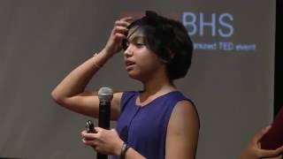 success seen in a new light dunya diyadawagamage mounika gadiraju tedxbarringtonhighschool
