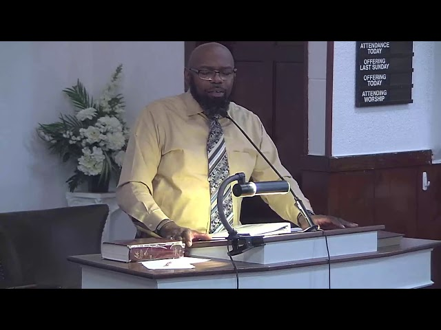 03-31-2021 - Hour Of Power Bible Study with Pastor Kevin T. Daniels, Sr.