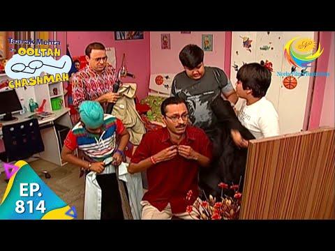 Taarak Mehta Ka Ooltah Chashmah - Episode 814 - Full Episode