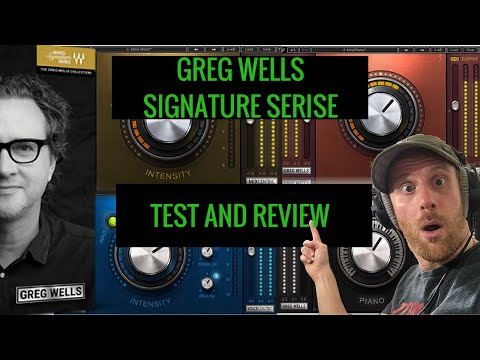 Greg Wells Signature Series - On Test & Review