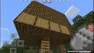 Построить дом на дереве замаскировать его и сделать там потойной чердак