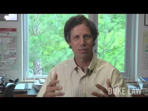 Prof. James Salzman discusses Aaron Burr, Alexander Hamilton, and drinking water in Manhattan