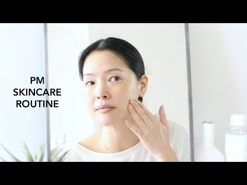 Evening Skincare Routine With Retin A (Tretinoin) | 2019