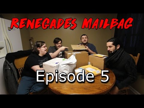 Renegades Mailbag - Episode 5