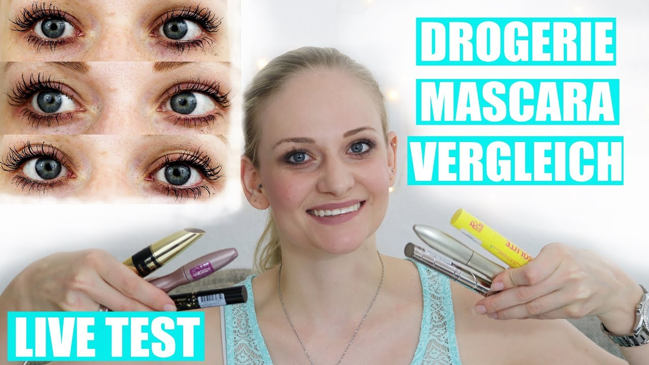 live test drogerie mascaras im vergleich biyou youtube. Black Bedroom Furniture Sets. Home Design Ideas