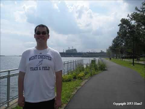 Philadelphia Navy Yard and Philadelphia Sightseeing Trip 8-2-2013