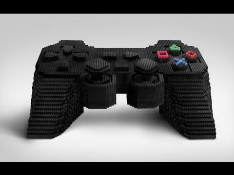 Lego Playstation Controller YouTube