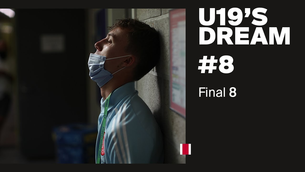 U19'S DREAM #8 - The dream is over (just for now) | FINAL 8