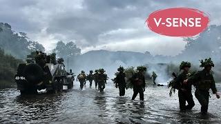 Vietnam vs U.S War Movie   The Legend Makers   English Subtitles