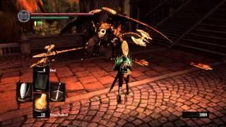 Dark Souls Anor Londo Gameplay Graphic MOD