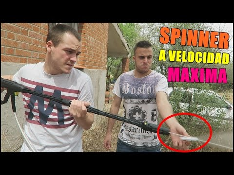 SPINNER A VELOCIDAD MAXIMA !! REGALAMOS SPINNERS PERSONALIZADOS