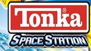 Classic PS1 Game Tonka Space Station on PS3 in HD 1080p