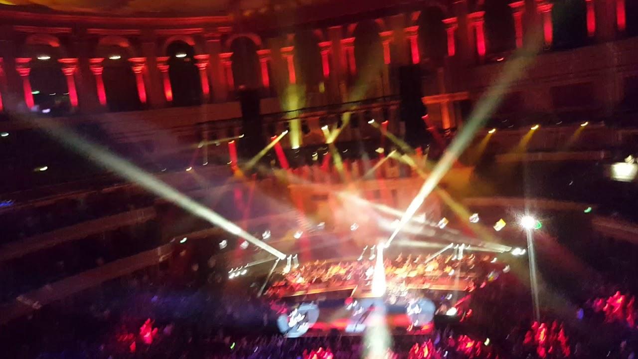 alter lighting. Alter Bridge - Open Your Eyes/ending Live @royal Albert Hall 02.10.17 Lighting