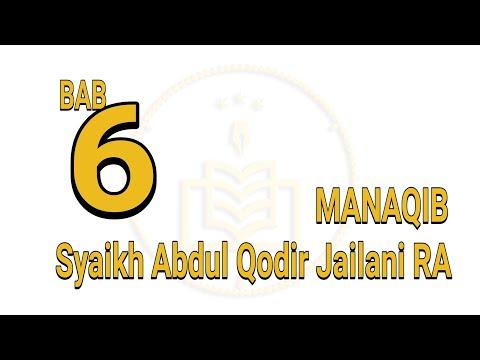 Manaqib bab 6