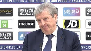 Crystal Palace 3-2 Brighton - Roy Hodgson Full Post Match Press Conference - Premier League