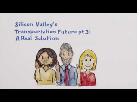 Silicon Valley''s Transportation Future