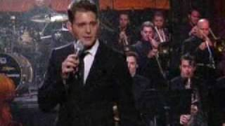 Late Show: Michael buble 2/8-07