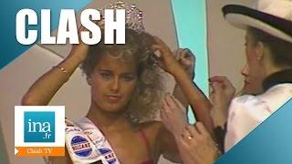 L'incroyable erreur des résultats de Miss France avec Guy Lux FR3 / Europe 1   Archive INA