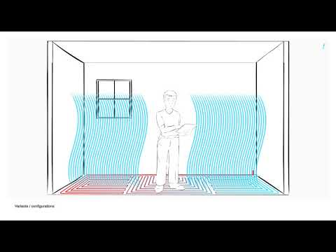 Radiant Cooling Animation