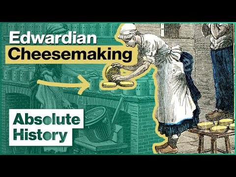 Download How To Make Edwardian Cheese | Edwardian Farm EP10 | Absolute History