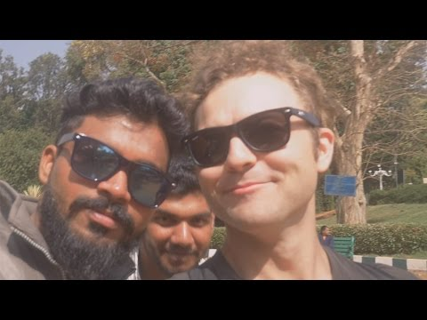 Mobbed for Selfies!  VLOG 010 Bangalore Bengaluru GH4